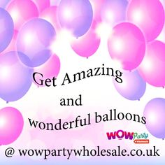 Wholesale Party Balloons – The demand for balloons is years around. Wholesale Various quality balloons, birthday balloons, helium balloons for Party Trade Wholesale Balloons, Wholesale Party Supplies, Helium Balloons, Birthday Balloons, Party Favors, Collections, Range, Cookers, Princess Party Favors
