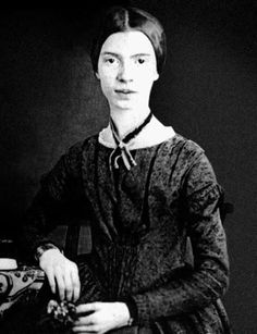 Emily Dickinson, one of the most famous and revered of poets, regardless the era.  She led a rather introverted, eccentric, and reclusive life, in later life rarely if ever leaving her room at her family's house in Amherst Massachusetts.