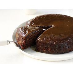 Sticky date pudding with butterscotch sauce recipe - By Australian Women's Weekly
