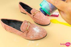 Jak wyczyścić buty z zamszu i nubuku? 9 domowych sposobów - Twoje DIY