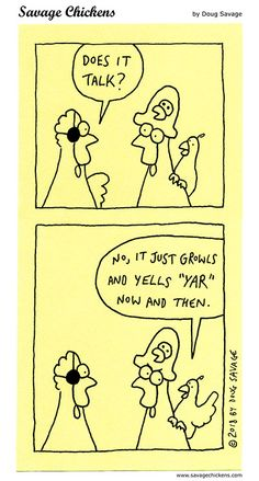 Talkk Funny Quotes, Funny Memes, Hilarious, Savage Chickens, Chicken Jokes, Belly Laughs, Intp, Sea And Ocean, Comic Strips