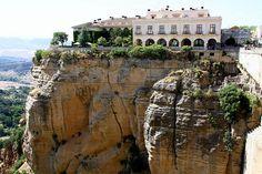 Hotel Parador de Ronda ( Malaga - Spain ) | Flickr: Intercambio de fotos