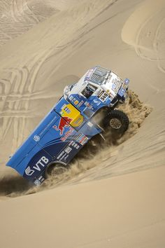 Dakar 2014: Dmitry Sotnikov Photo by Marcelo Maragni Photo of the day - Photo | Red Bull Motorsports