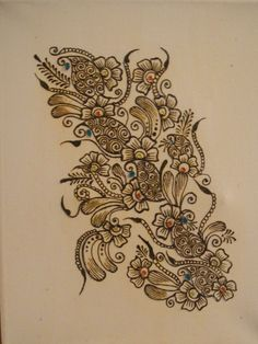 1000 Images About Henna On Paper On Pinterest Henna