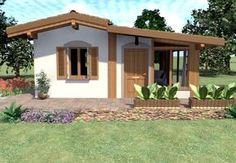 Casa prezentată este dispusă pe un singur nivel, are linii arhitecturale simple dar totodată este foarte elegantă, poate fi folosită atât ca o locuintă permanentă, dar si casa de vacantă. Daca do…