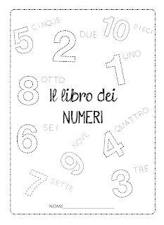 La maestra Linda : Il libro dei numeri