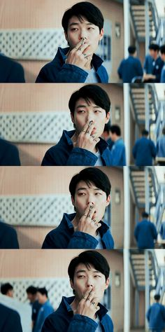 my life is getting better w/you Asian Boys, Asian Men, Asian Actors, Korean Actors, Ryu Joon Yeol, Kdrama, Bad Boy Style, Punch In The Face, Hyeri