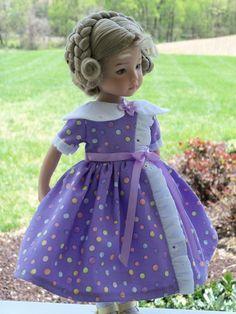 Little Darling Spring Dress / Clothes for by LittleDarlingDuds
