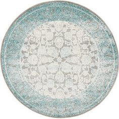 3 to 5 Ft Rounds Rugs | eSaleRugs - Page 2