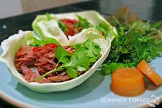 Mind-Blowing Japanese Carnitas Tacos | Healthy Eating Tips - Upgrade Your Healthstyle | Summer Tomato
