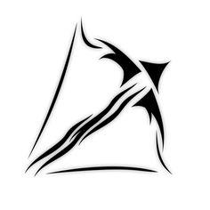 Sagittarius Tattoos, Designs And Ideas : Page 10 Sagittarius Constellation Tattoo, Sagittarius Symbol, Sagittarius Tattoo Designs, Tribal Tattoos, Zodiac Tattoos, Trendy Tattoos, Celtic Tattoos, Polynesian Tattoos, Black Tattoos