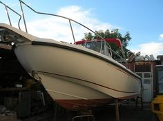 Vendo Barca a #motore #Boston #Whaler #Outrage 26 ... #annunci #nautica #barche #ilnavigatore