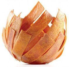 Food design, ciotola di pane