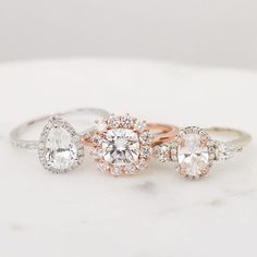 ab116624c 67 Best moissanite images in 2019 | Olive avenue jewelry ...
