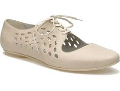 Pretty light flat, with laces for all day walking comfort  $165