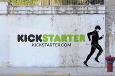 Kickstarter - a funding platform for the public to become aware of and help support indie, entrepreneurial ventures