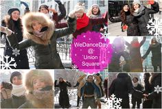 Walk the Moon - Shut Up and Dance #WeDanceDay @ Union Square (18 Feb 2015)