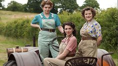 Land Girls - BBC one of the best shows ever. If you like Downton Abbey, check this out on Netflix. It's a drama show about the women working the land during WWII in the English countryside. Tremendous!