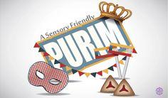 15 Tips for a Sensory Friendly Purim