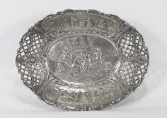 Schale, 800 Silber — Silber