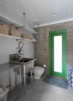 Family Studio - modern - Spaces - Austin - Rick & Cindy Black Architects