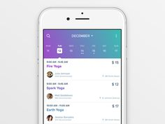 heya,   havn´t posted any UI stuff lately so I had a look at my archive and found some designs I was working on during the last months.   Hope you enjoy.   This one is a concept for scheduling of y...