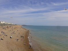 A day at Brighton