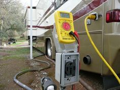 Here's an overview of your RV electrical system: amperage, batteries, hook ups, troubleshooting, energy hogs, and much more.
