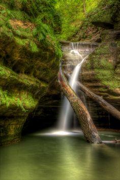 Beautiful Nature Spot - Little Falls