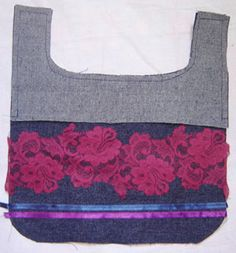 TUTORIAL - first pattern I designed myself!! warning, too many pictures!!! - PURSES, BAGS, WALLETS