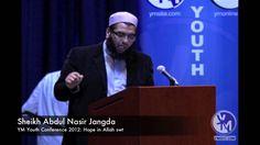 Abdul Nasir Jangda- Hope in Allah