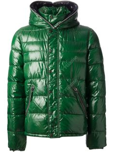 Duvetica Shiny Padded Jacket - Biffi -Designer Clothing-Duvetica -Duvetica Mens Clothing