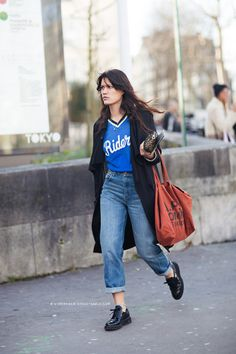 21 Ways to Wear a Vintage T-Shirt | StyleCaster