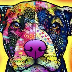Dean Russo pop art animal prints from fab.com