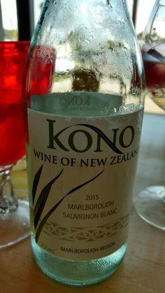 Kono Wine of New Zealand Marlborough Sauvignon Blanc 2015