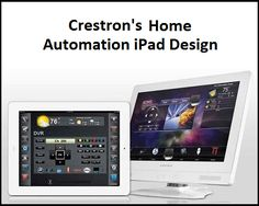 #Crestron's VT Pro-e #iPad design for #HomeAutomation interface. It's graphics with complete modernize and will help customers more sophisticated and modern interfaces. #ResidentialAutomation #LightingControl #IPsecurity