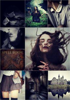 Sophie - Spell Bound (Hex Hall #3) by Rachel Hawkins #Green.T.