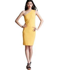 Diane von Furstenberg Shayna Twill Dress (perfect for a summer wedding)