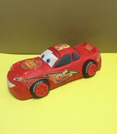 Cars fondant cake topper  by Paolascreations on Etsy, $50.00