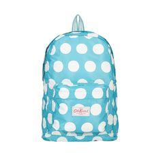 View All | Big Spot Foldaway Backpack | CathKidston
