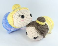 Tsum Tsum Amigurumi Pattern Free : Tsum tsum crochet crochet toys crochet amigurumi