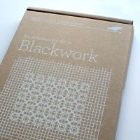 Blackwork Embroidery Kit