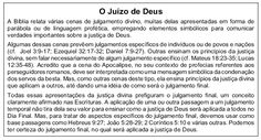 O Julgamento Diante do Trono Branco (Apocalipse 20:11-15)
