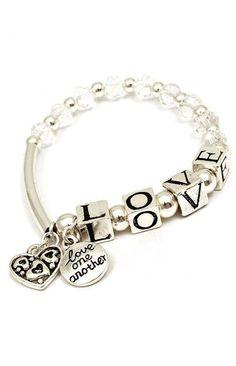 Love Letter Bracelet <3