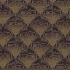 Art Nouveau Plum