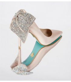 Blue by Betsey Johnson Bryn Dress Sandals Sparkly Wedding Shoes, Wedding Heels, Turquoise Wedding Shoes, Champagne Wedding Shoes, Blue Bridal Shoes, Turquoise Weddings, Boho Wedding, Wedding Hair, Bridal Hair