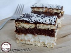 Sweet And Salty, Something Sweet, Cake Cookies, Tiramisu, Food And Drink, Sweets, Snacks, Ethnic Recipes, Desserts