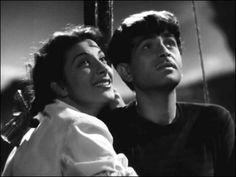 Screen legends: Nargis and Raj Kapoor