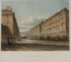Francine Howarth  .  .  .  Romancing History.: The Creation of Georgian Bath!
