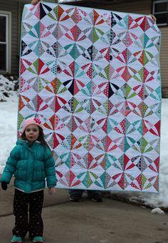 Tess's Quilt   Flickr - Photo Sharing!